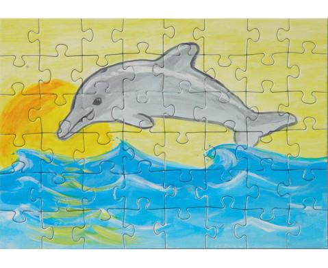 Puzzle zum selbst bemalen-2