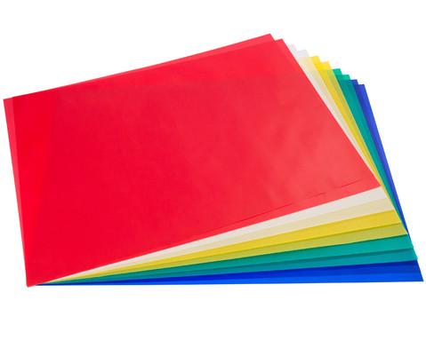 edumero Transparentpapier, 50 x 70 cm, 115 g/m²