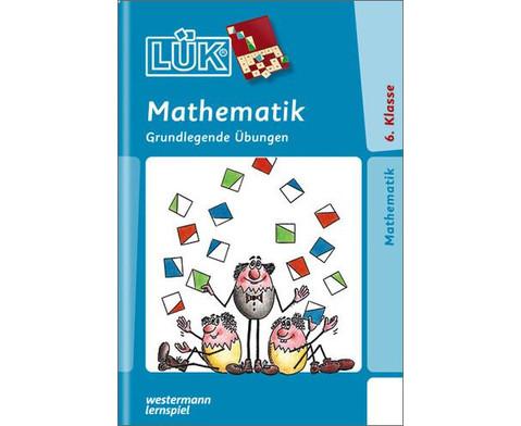 LUEK-Heft Mathematik 6-1