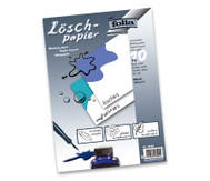 Löschpapier Block , 10 Bogen