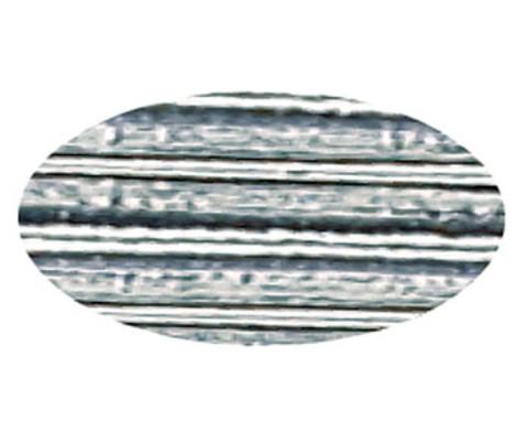 Bastelwellpappe gold und silber-2