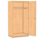 Flexeo Kleiderschrank, 1 Fachboden HxB: 190 x 94,4 cm