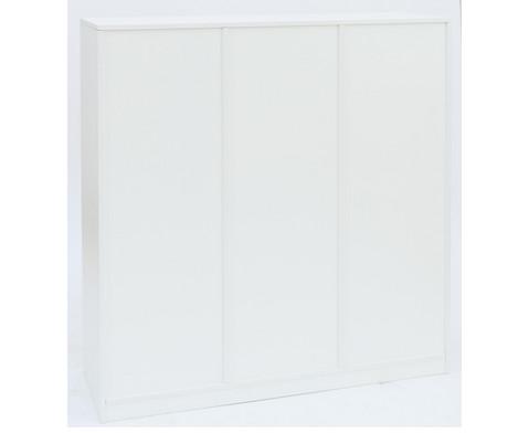 Flexeo Polsterhockerregal mittelhoch HxB 1439 x 1405 cm-4