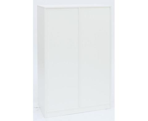 Flexeo Polsterhockerregal mittelhoch HxB 1439 x 944 cm-4