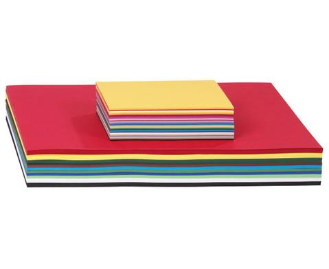 Tonzeichenpapier 400 Bogen  130 g-m 50 x 70 cm-2