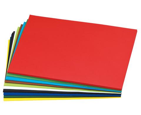 Tonzeichenpapier 400 Bogen 130 g-m 50 x 70 cm-3