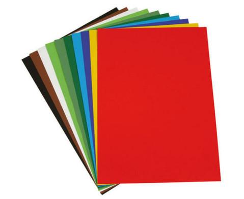 Tonzeichenpapier 400 Bogen 130 g-m 50 x 70 cm-4