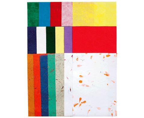 Sortimentspackung Naturpapier-1
