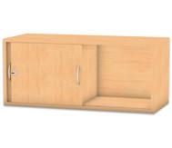 Flexeo Aufsatzschrank mit 2 Fächern, HxB: 41,4 x 94,4 cm