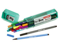 STABILO Pen 68,  20 Stück