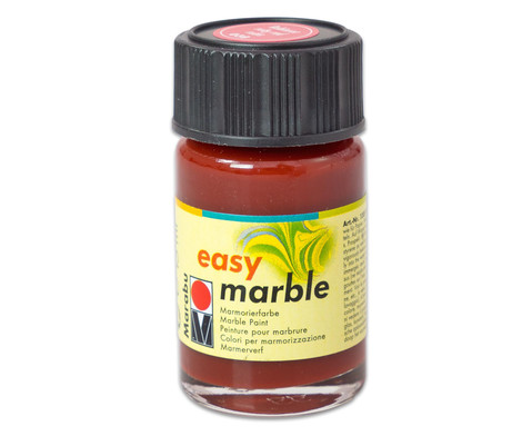 Marabu easy marble Marmorierfarben 6er- Set-11
