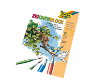 Zeichenblock DIN A3 , 25 Blatt