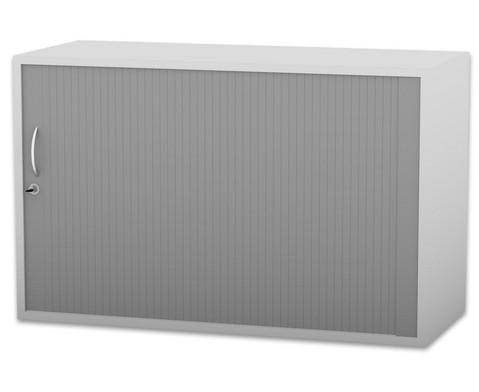 Flexeo Rollladen-Aufsatzschrank 1 Fachboden HxB 606 x 944 cm-2