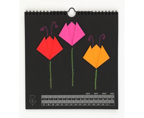Kalender zum Selbstgestalten schwarz-3
