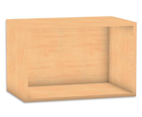 Flexeo Aufsatzregal HxB 414 x 641 cm