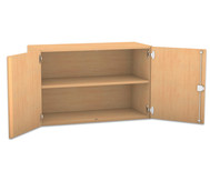 Flexeo Aufsatzschrank, 1 Fachboden HxB: 60,6 x 94,4 cm