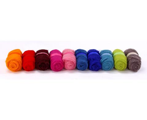Maerchenwolle 1 kg in 10 Farben-7