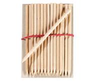 Holzstäbchen, 25 Stück