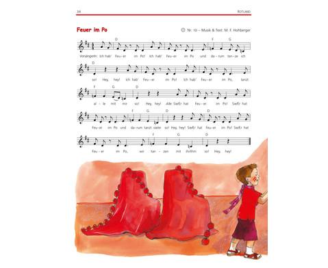 Klangfarben  Farbtoene - Buch-2