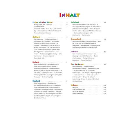 Klangfarben  Farbtoene - Buch-4