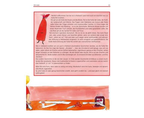 Klangfarben  Farbtoene - Buch-5