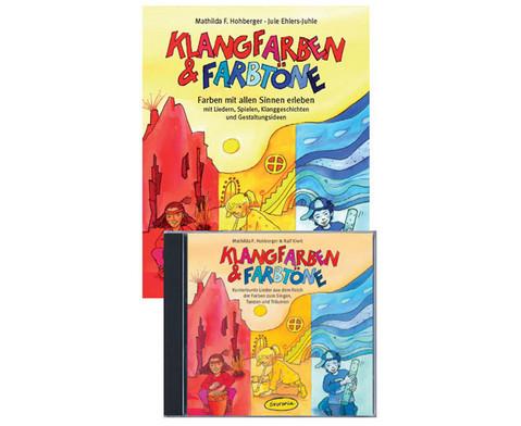Klangfarben  Farbtoene - CD-1