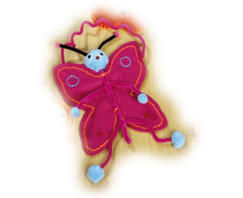 20 vorgestanzte Filzformen fuer 10 Schmetterlinge-4
