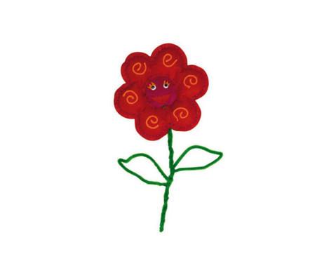 Filz-Blumen in tollen Farben-5