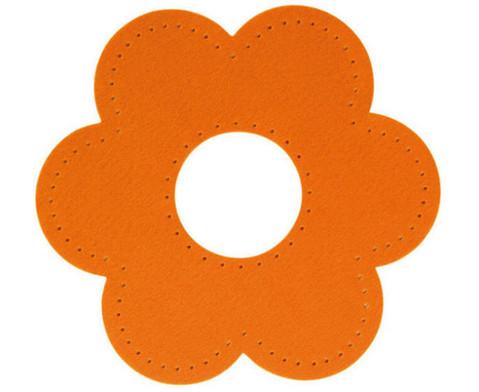 Filz-Blumen  20 Stueck-3