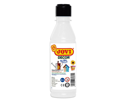 Vielzweck-Vinylfarbe Jovi Decor 250 ml-2