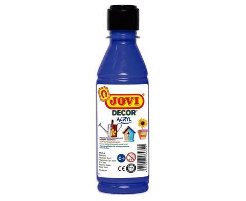 JoviDecor Acryl- Mehrzweckfarbe 250 ml-6