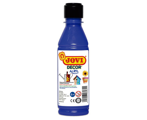 Vielzweck-Vinylfarbe Jovi Decor 250 ml-12