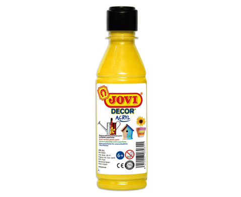 Vielzweck-Vinylfarbe Jovi Decor 250 ml-13