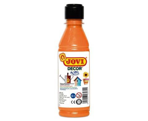 JoviDecor Acryl- Mehrzweckfarbe 250 ml-12