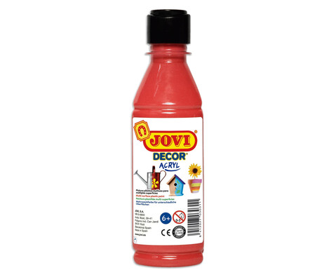 Vielzweck-Vinylfarbe Jovi Decor 250 ml-11