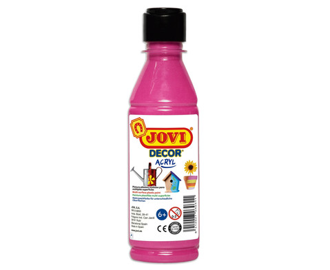 Vielzweck-Vinylfarbe Jovi Decor 250 ml-10