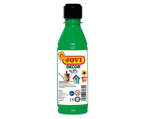 JoviDecor Acryl- Mehrzweckfarbe 250 ml-10