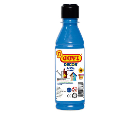Vielzweck-Vinylfarbe Jovi Decor 250 ml-9