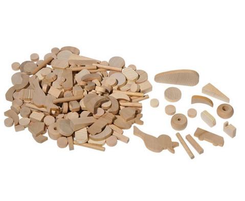Holz-Bastelset ca 200 tlg-1