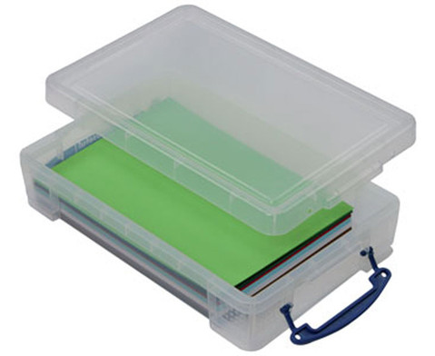 Aufbewahrungsbox 4 l fuer Papier bis A4-Format-1