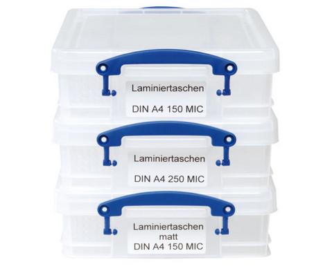 Aufbewahrungsbox 4 l fuer Papier bis A4-Format-3