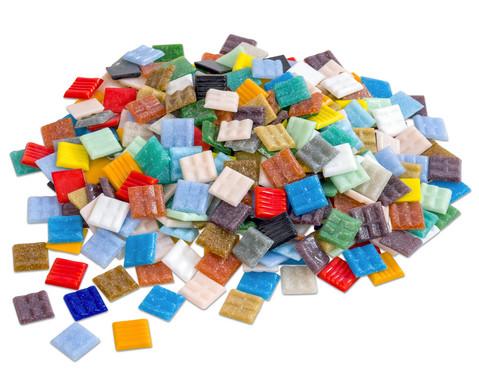 Bunte Mosaik-Glassteine 1 kg-6