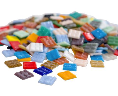 Bunte Mosaik-Glassteine 1 kg-8