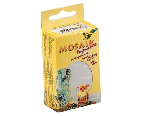 Mosaik-Fugenmasse 250 g weiss-1