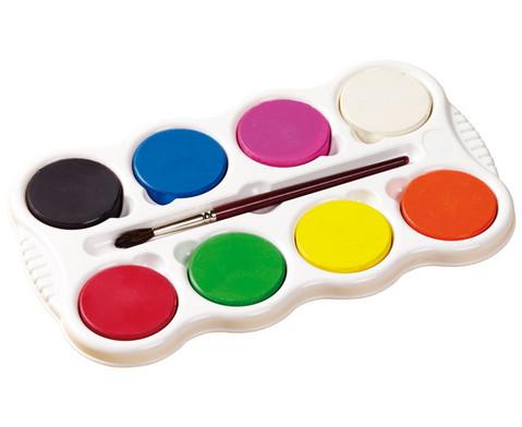 Grosse Farbpalette fuer 8 Farben