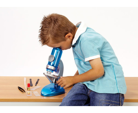 Das Monitor- Mikroskop fuer die Experimentierecke-3