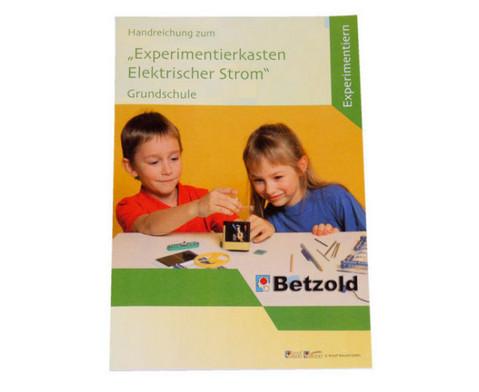 Experimentierkasten Elektrischer Strom-3