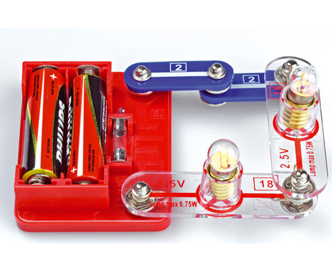 Experimentierkasten Elektrischer Strom-5