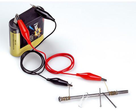 Experimentierkasten Elektrischer Strom-10