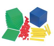 Systemblöcke Dezimalrechnen, 121 Teile